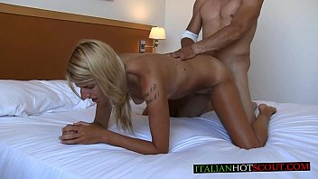 Italian porn Rambto Stefan bellissima bionda arrapanteblonde very slut