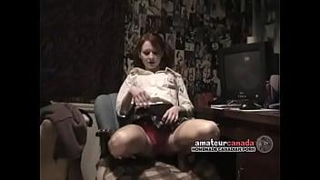 Upskirt Schoolgirl Redhead Lingerie Secret Homemade Porn