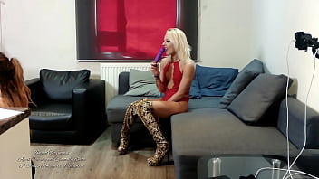 April Paisley and Chantelle White Behind the Scenes