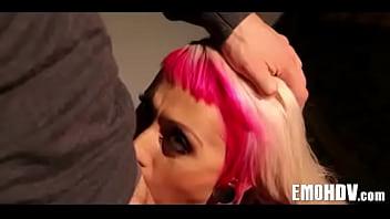 Hot emo angel 164 5 min