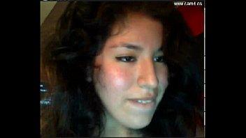 PERU - Cholita who resides in the US Arrecha us x WebCam