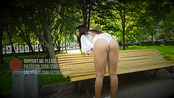 Lingerie try on/panty try/public panties flashing no upskirt