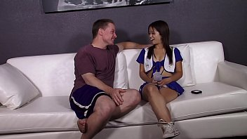 Asian Brunette Teen Asia Zo Gets Her Tight Little Body Fucked Hard After School
