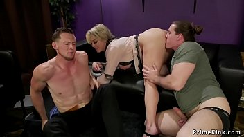 Huge tits wife anal fucks husband 5 min