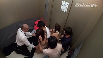 緊急停止!密室エレベーター輪姦 2