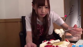 Yuria Mano Receives Teacher´s Dick For A Few Spins
