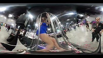 VR Video of several dancers at the Exxxotica NJ 2019.