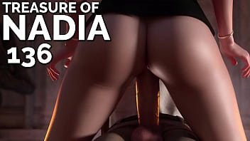 TREASURE OF NADIA #136 • Riding and teasing