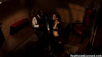 Realasianexposed - Asian Witch Ange Venus Shares A Weird Fantasy
