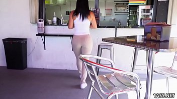 Big booty Latina MILF Cristal Caraballo