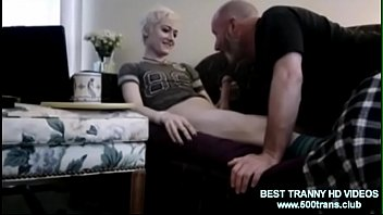 Shemale getting blowjob Blonde sissy slut get dick sucked www.500trans.club