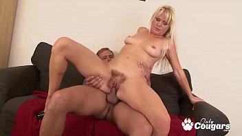 Kathy Anderson Has A Big Load Shot All Over Her Hairy Muff thumbnail