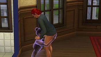 Sims nude sex - The sims 4 sexo oral e comendo uma fantasma