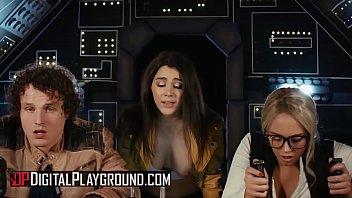 (Robby Echo, Athena Palomino) - Hand Solo A DP XXX Parody Scene 2 - Digital Playground