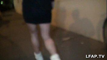 Sextape d'une blonde entrain de se faire defoncer par un black