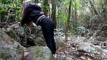 Giving your ass in the Forest