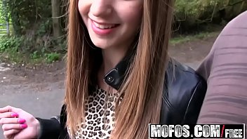 Lets bump pussies Mofos - lets try anal - stella cox - british girls first anal sex