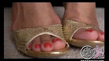 Asian Foot fetish instructions