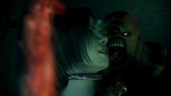 Very Ugly Monster Fuck ft. Jill Valentine & Nemesis - HMV - RicedOutCivic 3 min