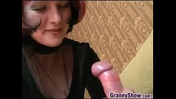 Sexy Granny In Stockings Loves Havng Sex