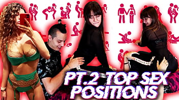 TOP POSITIONS IN SEX Pt.2