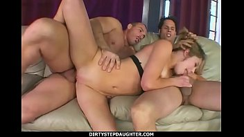 Men fucking stepdaughters - Dirty stepdaughter brooklyn nights dp with dad and friend