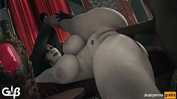 Alcina Dimitrescu Ass Fucking Resident Evil [Generalbutch]