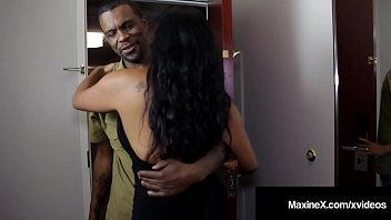 Ass Fucked Asian Milf Maxine-X Is Butt Banged By Black Cock!