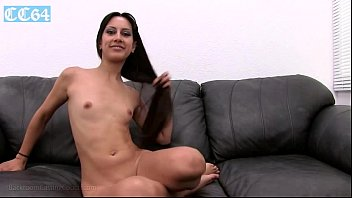 Pretty Lebanese girl of Indian origin undergoing audition , body display and toy