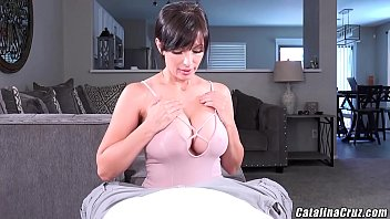 Let me big tits wrap around your dick | Catalina Cruz