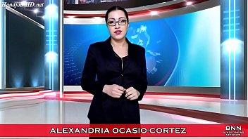 AOC's LIVE Handjob - Jerky Sluts - Cassandra Cain 12 min