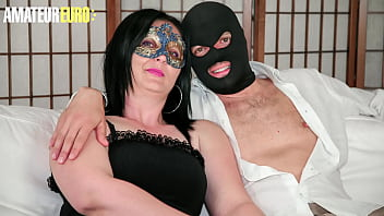 AMATEUR EURO Romanian Cougar Denisa Grey Takes It Hard From Her Italian Lover