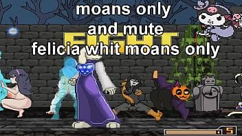mugen halloween stage