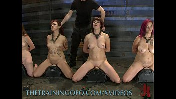 Slutload anal train - Slave training goals
