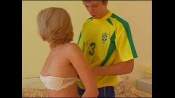 Young Footballer MILF 18 min