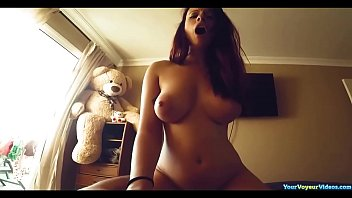 Hot busty babe anal sex