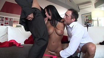 Streaming Video Anissa Kate, sodomized by two old perverts. - XLXX.video