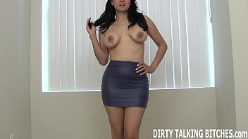 You need a Latina dominatrix like me to make you cum JOI