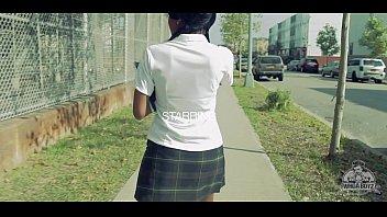 young ebony school girl gets fuck really hard @ whoaboyz.com 4分钟