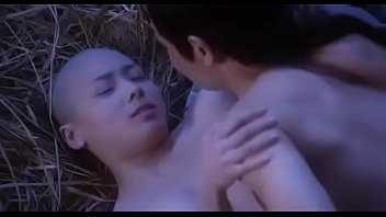 A Japanese and Bald Virgin does it for the first time and fucks