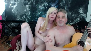 Santa In A Relationship With A Young Blonde Who Sucks Cock