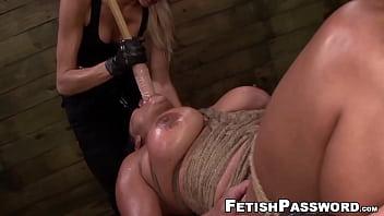 Becca bratt adventure sex 3 - Busty becca diamond pussy toyed with hardcore strapon