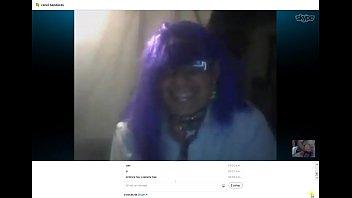 Carol Banderas mexicana en webcam