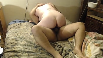 Father forced daughter Suck and Cum on Dads Dick