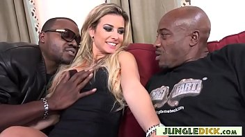 3some pantie sex One bbc is not enough for alana luv