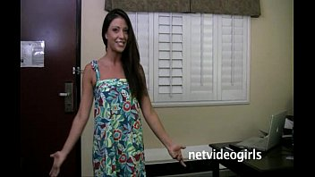 netvideogirls - Ashley Calendar Audition