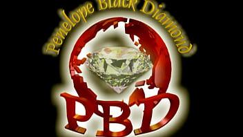 PenelopeBlackDiamond – Two big red Dildos thumbnail