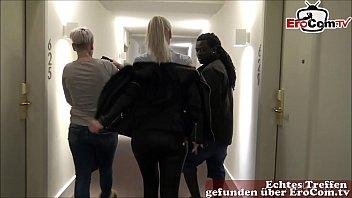 german monster cock black guy fucks 2 girls ffm threesome public 9 min