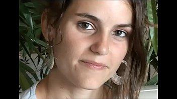 Virginie Delorme, magnifique débutante française en casting