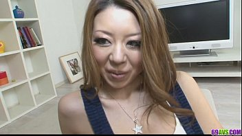 Beautiful Asian Ryuu Narushima likes it rough!